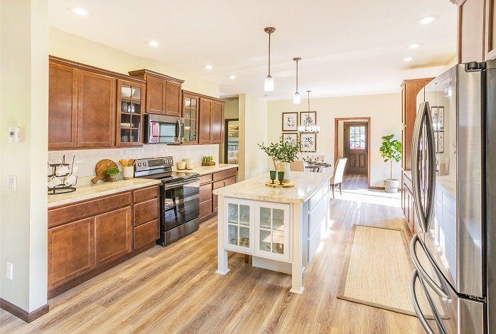 Modern Home   Mohawk Kitchen Design D   St Paul Minnesota   Vertical Works